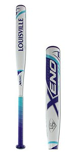 Xeno Plus 17 (-10) Fast Pitch Softball Bat by Louisville Slugger