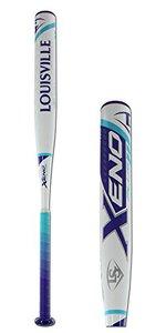 Xeno Plus 17 (-10) Fast Pitch Softball Bat by Louisville Slugger