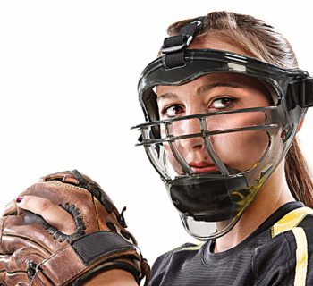 best softball face mask