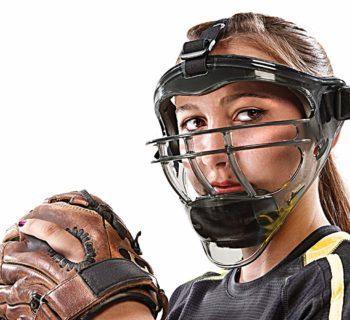 best softball face mask