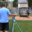 Pitching Machine for Baseball